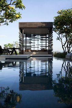 Alila Villas Uluwatu, Bali, Indonesia. Bali aaahhh ... always in perfect balance