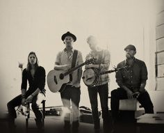 NEEDTOBREATHE. Become best friends with these guys. Or maybe just have them at my wedding :).