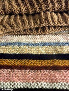 Los Mundos de Nika Vintage: Mantas de lana