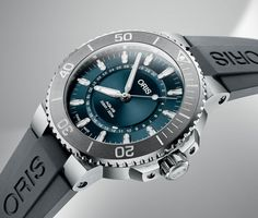 Oris Source of Life Limited Edition Watch #men #watches #watch #accessory #strap
