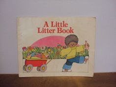 A Little Litter Book Educational Paperback by jessamyjay on Etsy