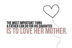 love mother, like daughter.