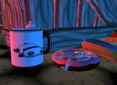 """Food Coma"" Captured Inside IMVU - Join the Fun!"