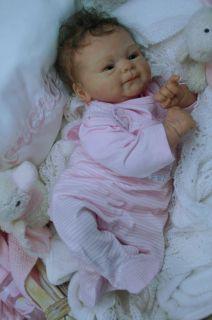 Mummelbaerchens Coco Malu, New Release Reborn Baby Girl, by Elisa Marx