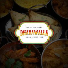 Winner by BijalCreative last month In contest Delicious Indian food: DhabaWalla Restaurant Logo Competition Indian Menu Design, Indian Food Menu, Menu Card Design, Food Menu Design, Logo Competition, Tandoori Restaurant, Logan, Hotel Menu, Restaurant Logo Design