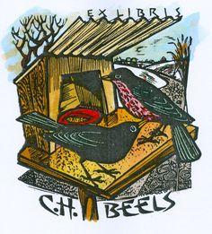 Ex Libris - C.H. Beels