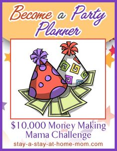 Starting a party planning business