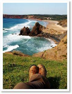 Portugal Wandern an traumhaften Küsten