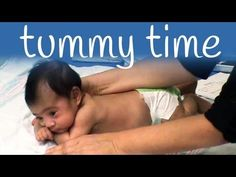 Tummy time exercises for your baby - instructions from Sunnybrook's Women & Babies Program staff.