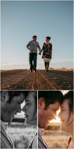 Country Engagement. Sagebrush Studio Photography, Shelby Montana.