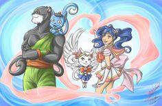 Wendy And Exceeds Cosplay by sarumanka.deviantart.com on @deviantART