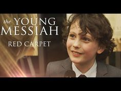 THE YOUNG MESSIAH Red Carpet | Movieguide | Movie Reviews for Christians