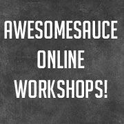 The Shop » Photography Awesomesauce - Amazing site for anything you'll need to know from how to run your photography business to neat tips on editing!