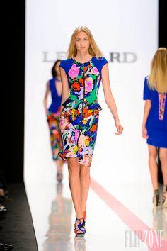 Léonard - Ready-to-Wear - Spring-summer 2014