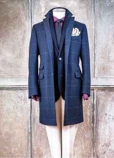 Luciano Barbera - F/W 2014/2015 - that coat!!