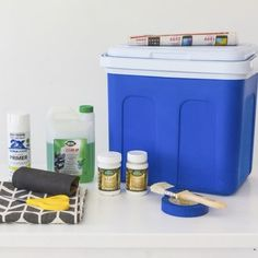 Cooler Box, Love Your Home, Summer Diy, Website Link, Step By Step Instructions, Envy, Outdoors, Plastic, Make It Yourself