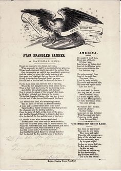 civil war's  stirring song