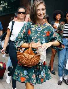 Jenny Walton, la reine du vintage ultra désirable ! (photo Vogue)