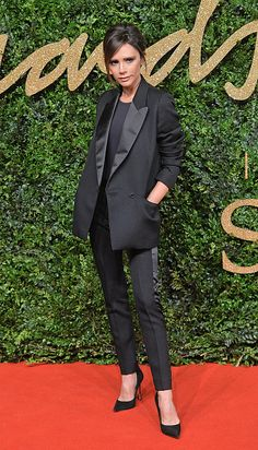 Victoria Beckham - British Fashion Awards 2015
