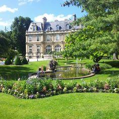 Abbeville park, Emonville, Picardie.
