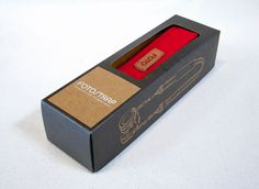 Fotostrap packaging by Camp Design Group