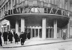 A második világháború előtt még modern üzletportálok árasztották el Budapestet | 24.hu