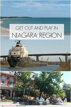 Get Out and Play in Niagara Region | amotherworld | www.amotherworld.com