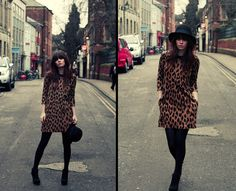Rachel-Marie I. - Shopping in Oxford, England