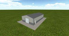 Cool 3D #marketing http://ift.tt/2r6UzRt #barn #workshop #greenhouse #garage #roofing #DIY