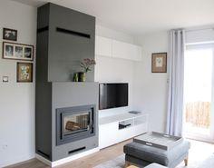 Salons, Rooms, Furniture, Home Decor, Log Burner, Houses, Tv Unit Furniture, Fireplaces, Bedrooms