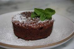 flourless chocolate cake | pamela salzman