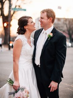 Hitched: Allyson + Scott // Top of the Hill Wedding in Chapel Hill