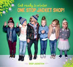 One Stop Jacket Shop! www.cottononkids.com