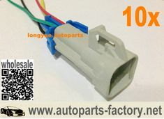 86fc0f518f625545c2022abab797342c pigtail wire long yue intake manifold runner control sensor connector pigtail  at bayanpartner.co