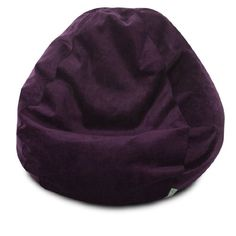 Majestic Home Goods Villa Aubergine Small Classic Bean Bag >>> Read more  at the image link.
