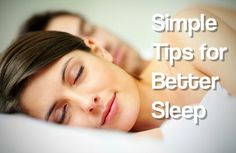 Drink this 2 hrs before bed to sleep better -plus 5 tips for insomnia
