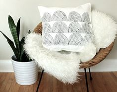 One of a kind hand painted abstract watercolor pillow cover - Vintage tassels - Abstract design - Limited edition - Burgundy, pink, grey Watercolor Design, Abstract Watercolor, Modern Names, Shades Of Burgundy, Sewing Pillows, Paint Designs, Customized Gifts, Kids Bedroom, New Baby Products