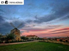 Molino de Aixerrota  (septiembre 2017). Instagram vía @irene_edesa