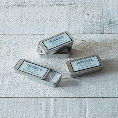 Jacobsen Salt Co. Slide Tin (4 pack) on Food52