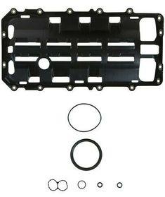 Engine Oil Pan Gasket-Reinz Lower WD EXPRESS fits 06-10 BMW 550i 4.8L-V8