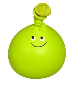 Sensory bag/stress ball. Could be good to use if kiddo gets overly frustrated and needs to calm down.