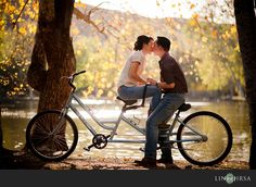 Romantic Orange County Park Engagement   Vincent and Natsumi