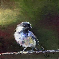 Birds painting by Vitec - Google Search