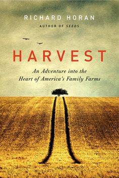 A perfect pick for fall! Novelist and nature writer Richard Horan embarks on an adventure across America to reveal that farming is still the vibrant beating heart of our nation. Horan goes from coast to coast, visiting organic family farms and working the harvests of more than a dozen essential or unusual food crops in search of connections with the farmers, the soil, the seasons, and the lifeblood of America. On sale 9/25.