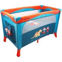 Patutul Baby Mix se poate utiliza atat ca si pat pentru dormit cat si sub forma de tarc de joaca* Patutul pentru copii este prevazut cu doua nivele,fiind util pe toata durata copilariei* Nivelul superior se afla la inaltimea de 48 cm de la sol si se foloseste atunci cand copilul este mic* Nivelul superior permite parintelui sa aseze cu usurinta copilul in pat,fara a necesita aplecarea excesiva peste marginea patutului*