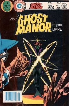 Ghost Manor #74 (Issue)