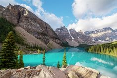 Moraine Lake Banff National Park - Joan Carroll