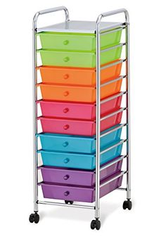 Seville Classics 10-Drawer Organizer Cart with Drawers, Pearlized Multi Color Seville Classics http://www.amazon.com/dp/B00OM52MX2/ref=cm_sw_r_pi_dp_XOTQub11SKABA