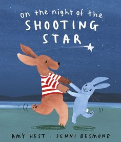 Walker Books - On the Night of the Shooting Star