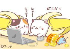 TVアニメ『ばなにゃ』公式 (@bananya_anime) | Twitter